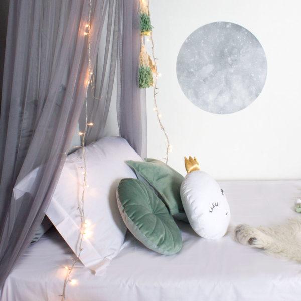 Pure white duvet set