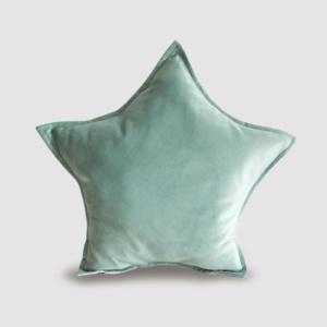 Velvet Star Scatter - Seafoam