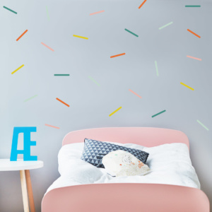 Bunni Sprinkles Wall Decals