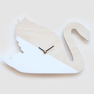 Swan Wall Clock