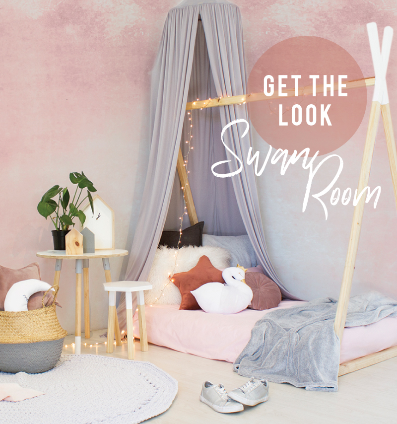 Swan Bedroom