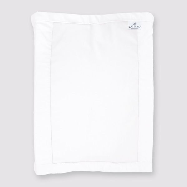 Change Mat Cover - White