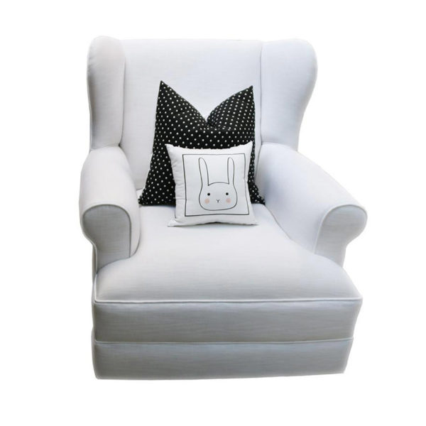 Entrée Feeding Chair - Arctic White