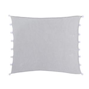 Bubbly Baby Blanket - Soft Grey