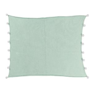 Bubbly Baby Blanket - Soft Mint