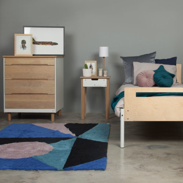 Pedersen + Lennard Calvin Bed & Compactum