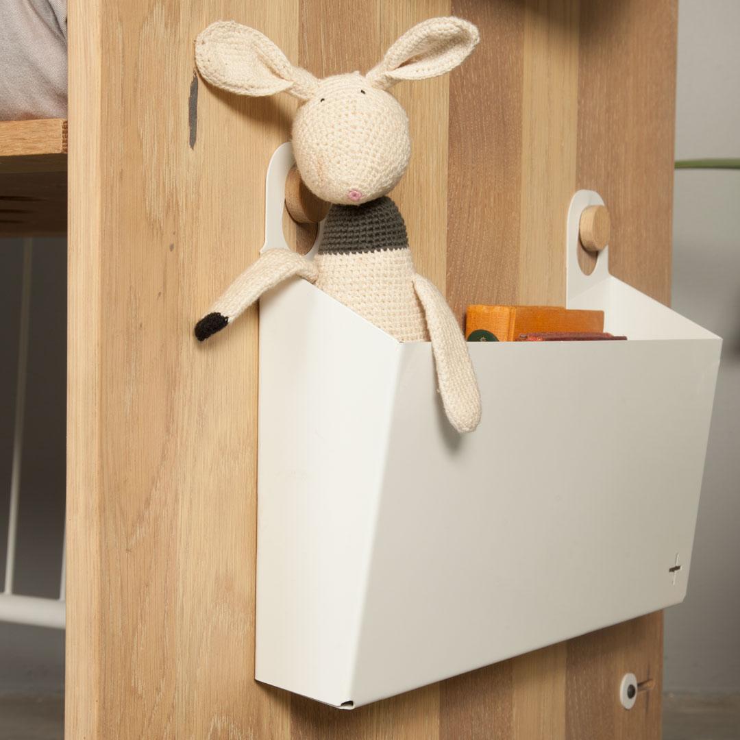 Pedersen + Lennard Baby Cot - Detail