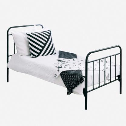 Xen Metal Bed