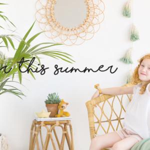 Get The Look Summer