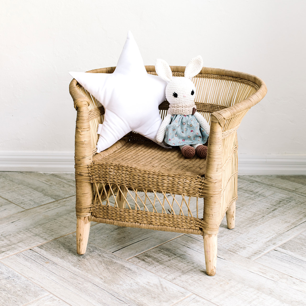 Malawian Chair - Natural
