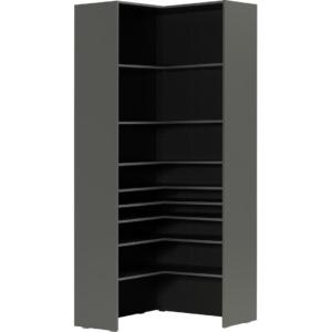Lori Corner Bookcase