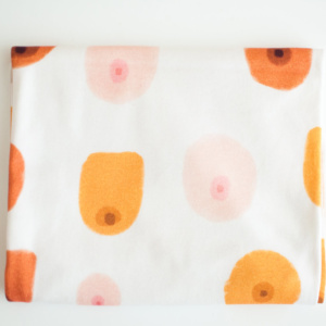Fox & Moon Breast Feeding Swaddle