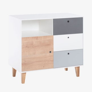 Concept Compactum without ChangerConcept Compactum without Changer - Oak