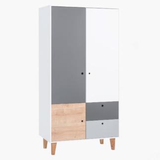 Concept Two-Door Wardrobe