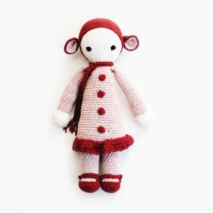 Olly Polly Betty Bear Doll