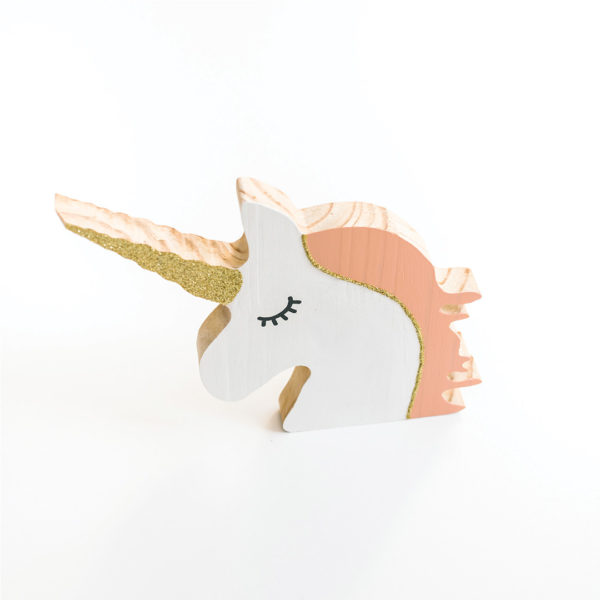 Olly Polly Wooden Unicorn