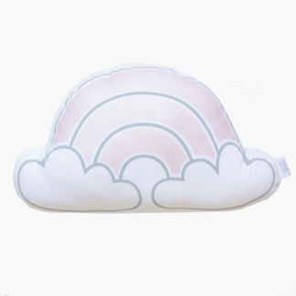 Metallic Pink Cloud Scatter