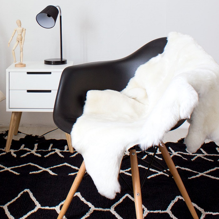 Get the Look - Scandi Style Teen Room - Bold Rug
