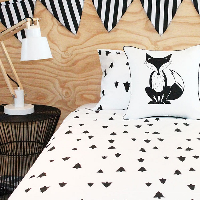 Get the Look - Scandi Style Teen Room - Whimsical Touches