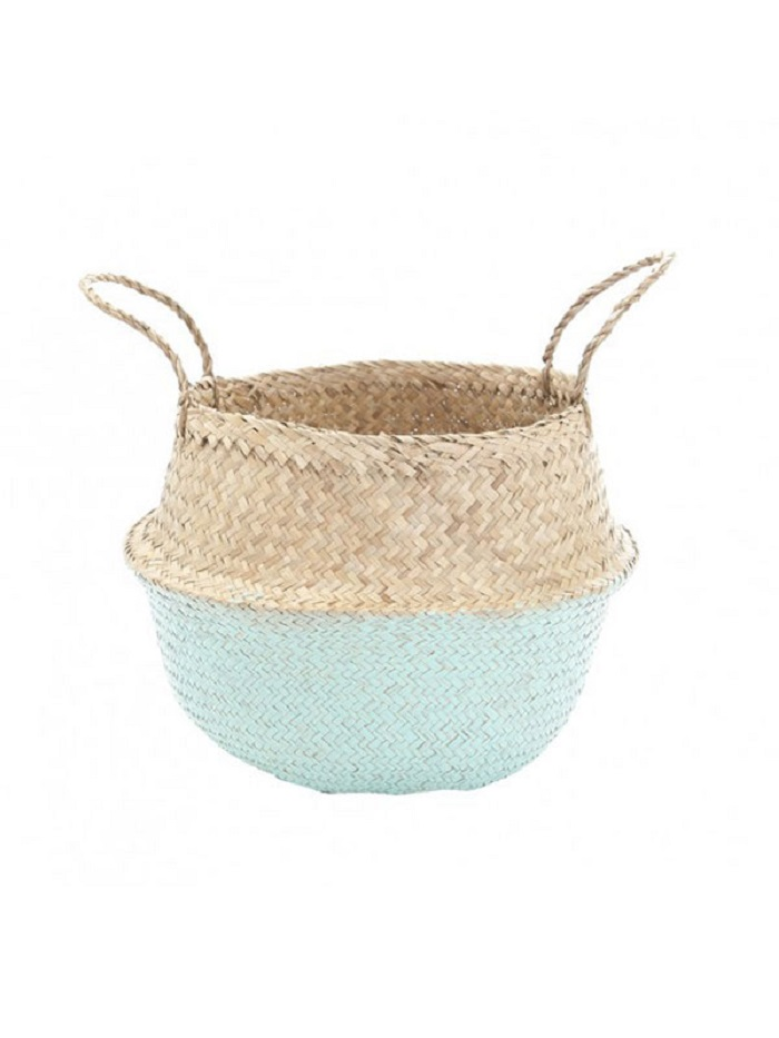 Get the Look - Seafoam Green - Simply Child Belly Basket