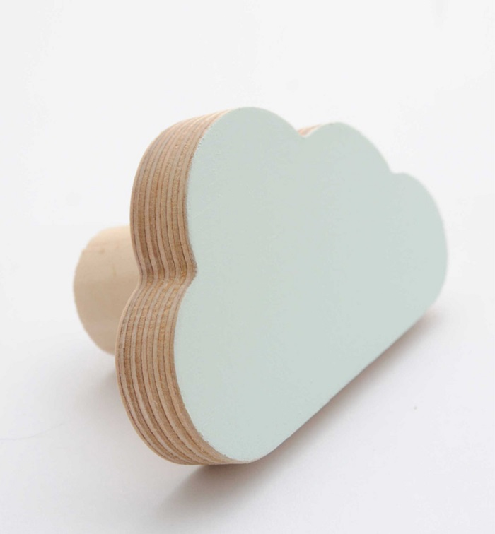Get the Look - Seafoam Green - Simply Child Cloud Wall Hook