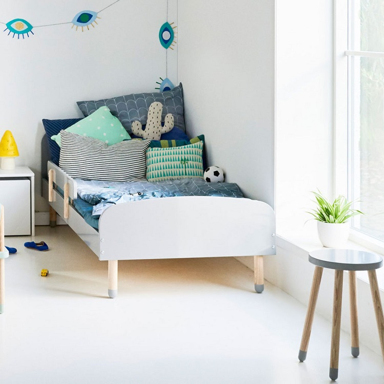 How to Use Kids Side Tables - Bedrooms
