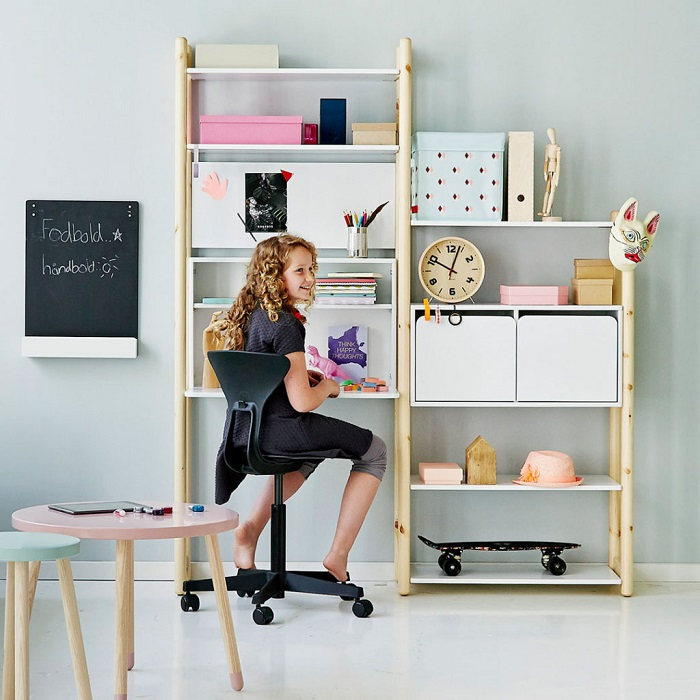 How to Use Kids Side Tables - Study Areas