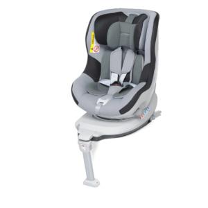 Foppapedretti Rolling Fix Car Seat - Graphite