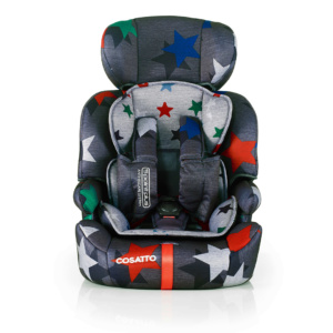 Cosatto Zoomi Grey Megastar Car Seat