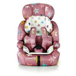 Cosatto Zoomi Happy Stars Car Seat
