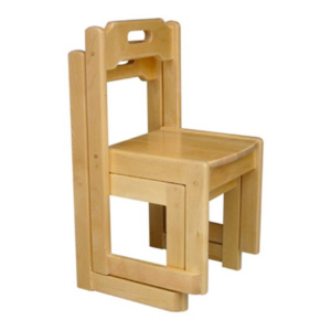 Birch Stackable Chair 30cm