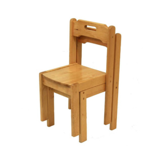 Birch Stackable Chair 25cm