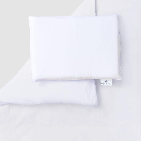 Bunni Pure White Cot Set