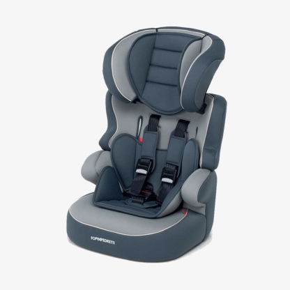 Carbon Babyroad Car Seat - Grey