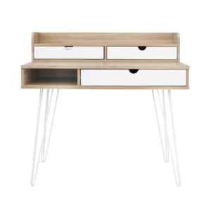 Kika Double Desk