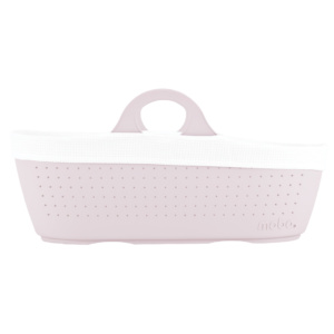 Blush Moba Basket, Mattress, Lining