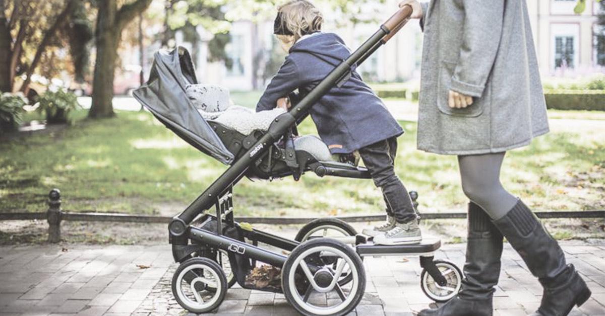 Strollers - Foppapedretti, Mutsy | Clever Little Monkey
