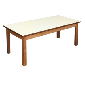 Birch Rectangular Table 51cm