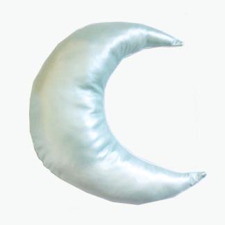 Seafoam Crescent Moon Scatter