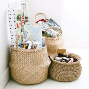 Baskets & Tubs
