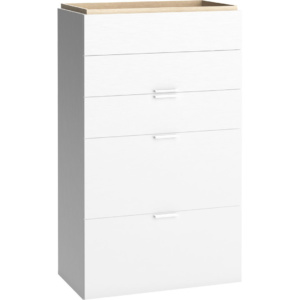 Vox 4You Chest of Drawers - White