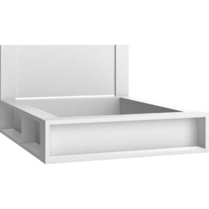 Vox 4You Double Bed - White