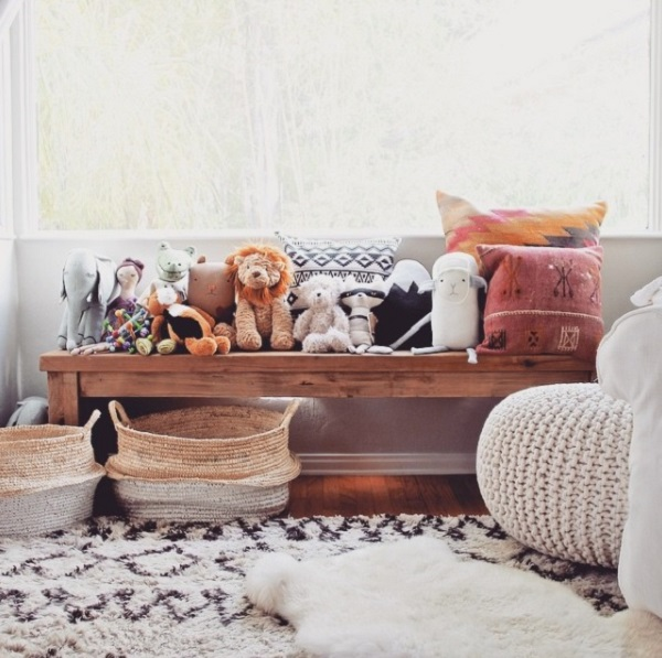 Get the Look - Boho Baby Nursery - Natural Materials