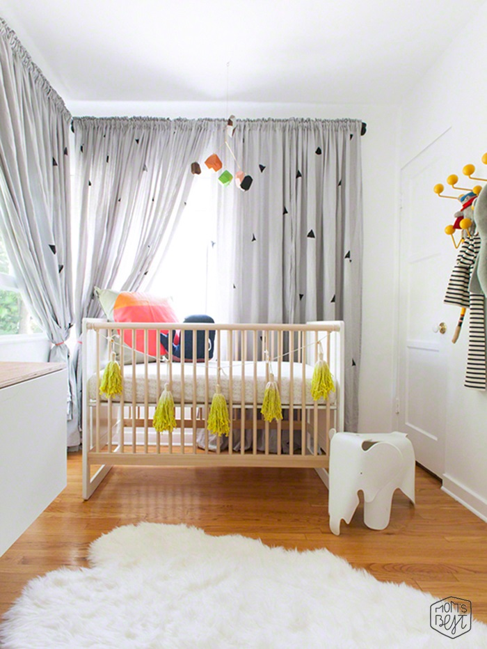 Get the Look - Boho Baby Nursery - Quirky Details