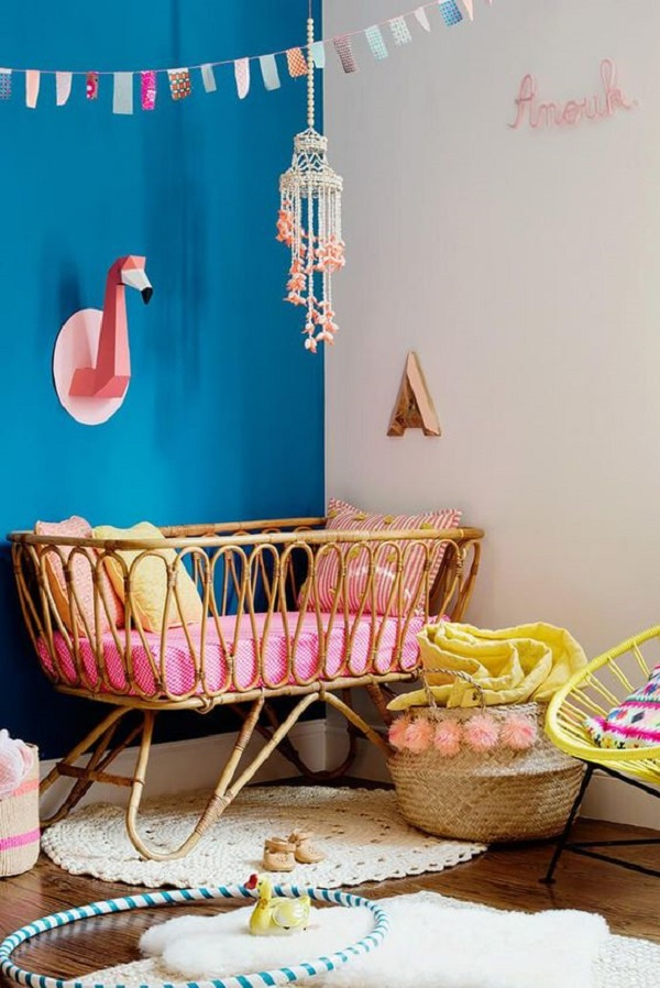 Get the Look - Boho Baby Nursery - Statement Pieces