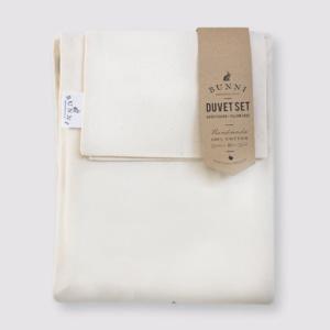 Bunni Natural Duvet Set