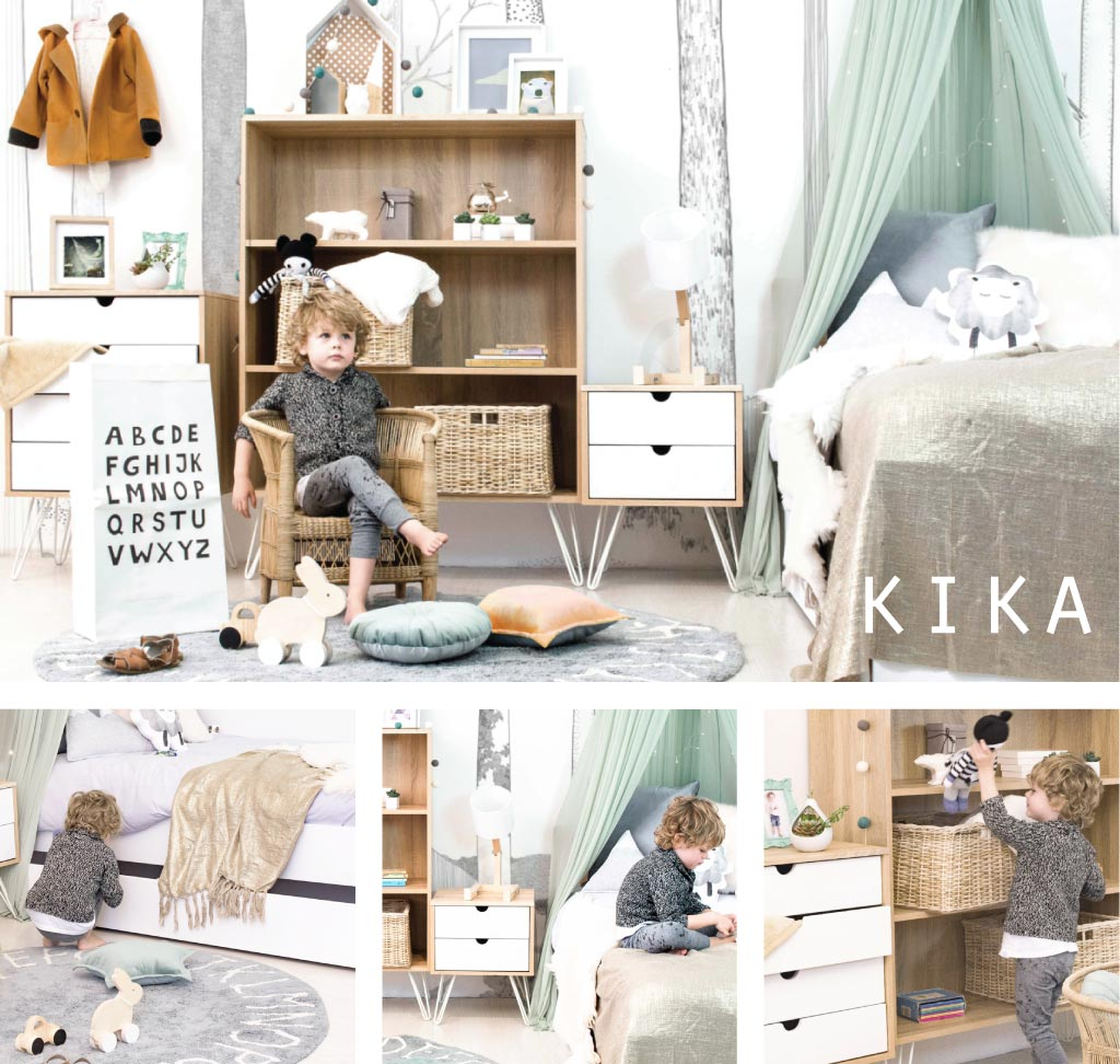 Kika Kids Furniture Range