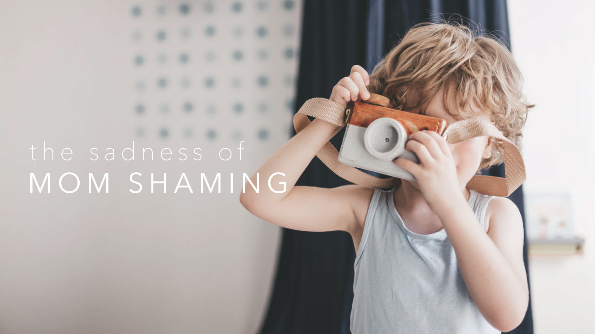 Mom Shaming Is Not On
