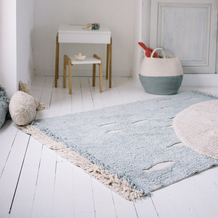 Fall in Love With These Adorable New Lorena Canals Rugs - Ocean Shore