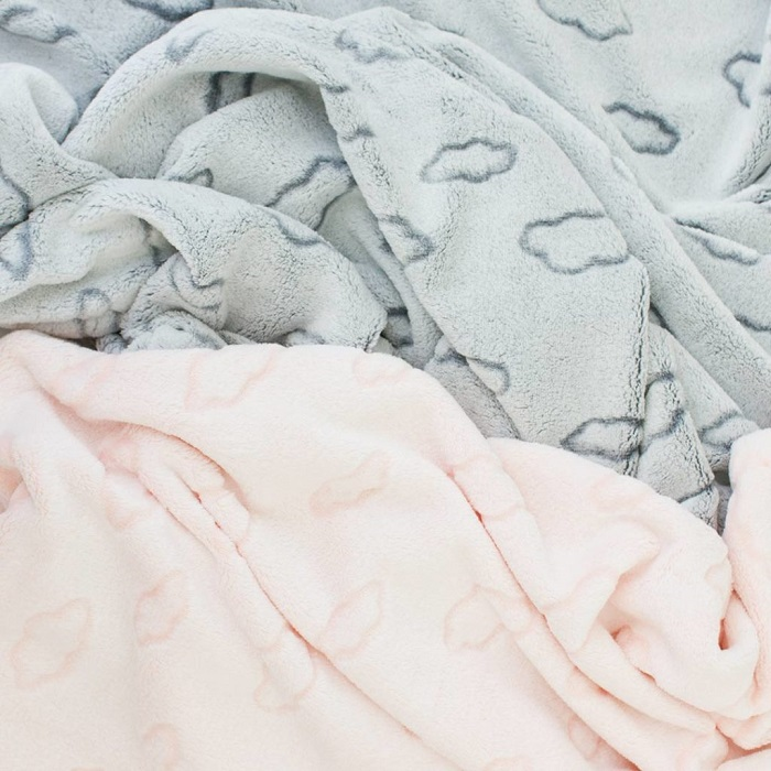 Prepare for Winter With These Beautiful Kids Blankets - Cloud Fleece Blanket
